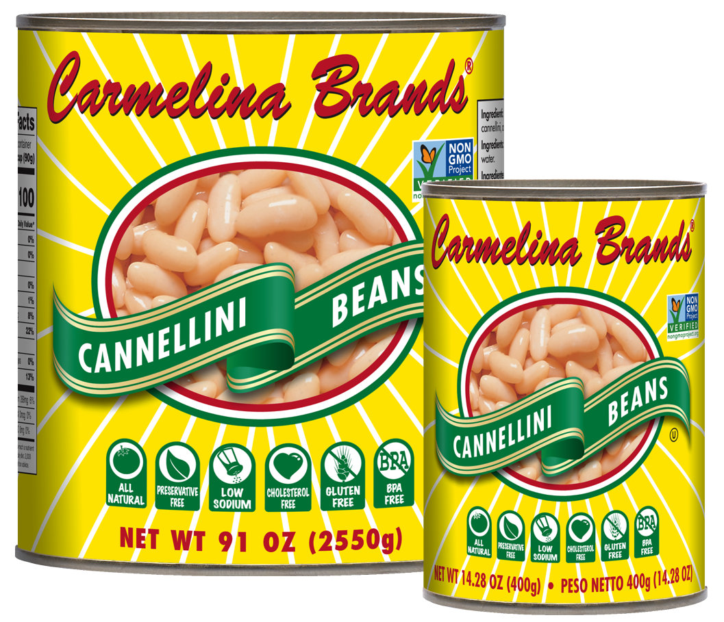 Italian Cannellini Beans (White Beans)